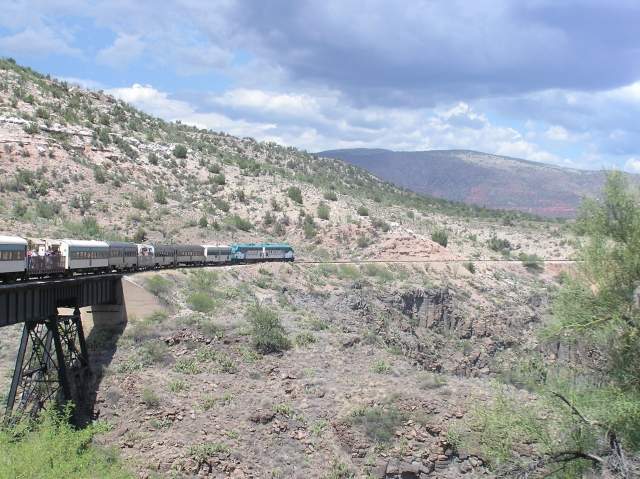 Verde Canyon RR
